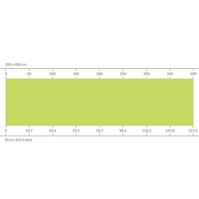 Produktfoto Küchenrückwand - Frühlingsgrün Frontalansicht Artikelnummer 232340-FF