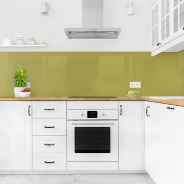 Product picture Self-adhesive splashback - Lime Green...