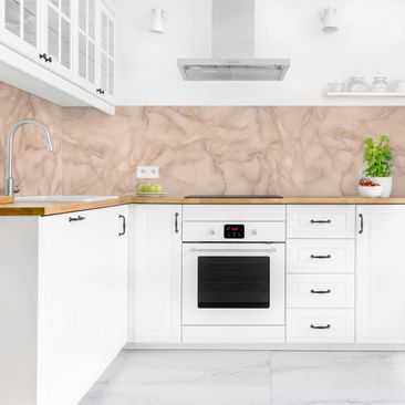 Product picture Self-adhesive splashback - Marble Look...