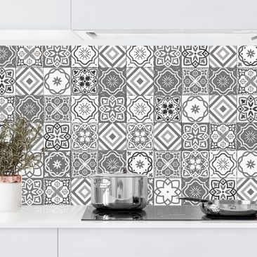 Product picture Self-adhesive splashback - Mediterranean...