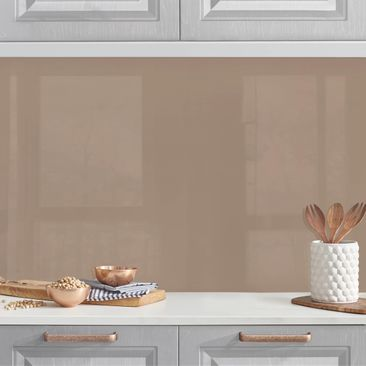Product picture Self-adhesive splashback - Mocca
