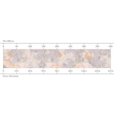 Product picture Self-adhesive splashback - Onyx Marble...