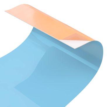 Product picture Self-adhesive splashback - Pastel Blue