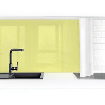 Product picture Self-adhesive splashback - Pastel Green