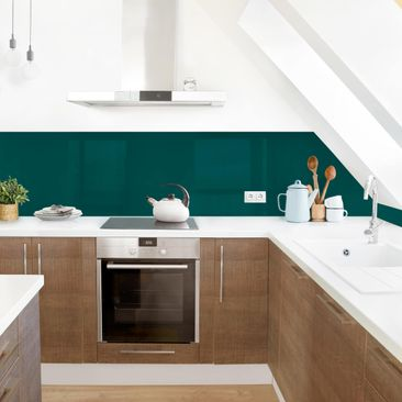 Product picture Self-adhesive splashback - Pine Green
