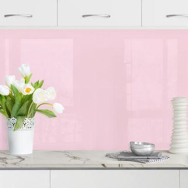 Produktfoto Küchenrückwand - Rosé vergrößerte Ansicht in Wohnambiente Artikelnummer232449-XWA