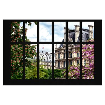 Product picture Photo Wall Mural - Window Spring II...