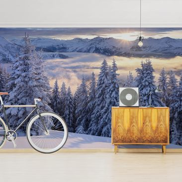 Product picture Photo Wall Mural - View Of The Hohe...