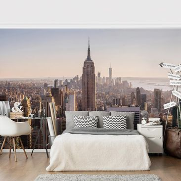 Product picture Photo Wall Mural - View From The Top Of...