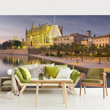 Product picture Photo Wall Mural - Catedral De Mallorca...