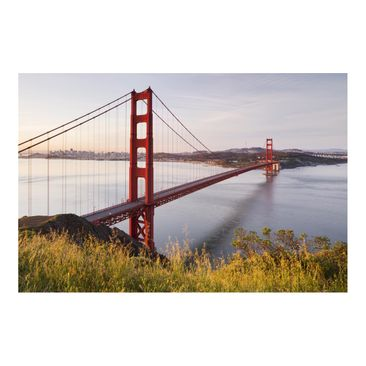 Product picture Photo Wall Mural - Golden Gate Bridge In...
