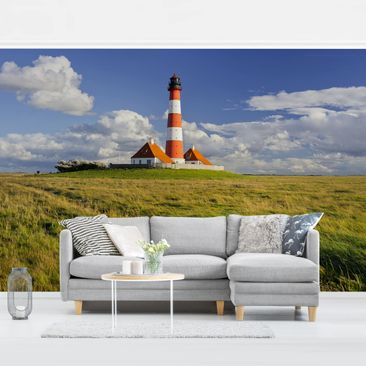 Produktfoto Photo Wall Mural - Lighthouse In...