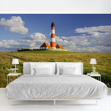 Product picture Photo Wall Mural - Lighthouse In...