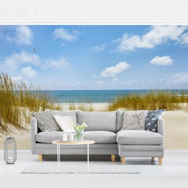 Produktfoto Photo Wall Mural - Beach On The North...