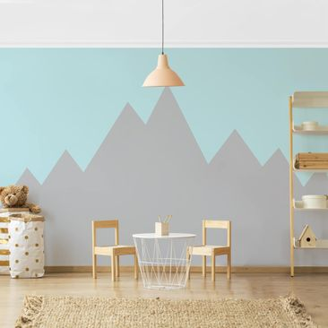 Product picture Photo Wall Mural - Mountain -...