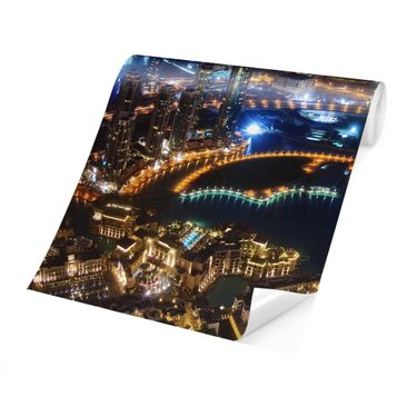 Product picture Photo Wall Mural - Dubai Marina -...