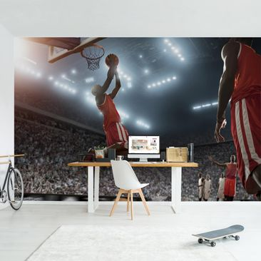 Product picture Photo Wall Mural - Dunking -...