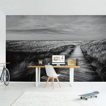 Product picture Photo Wall Mural - Dunes Path On Sylt II...