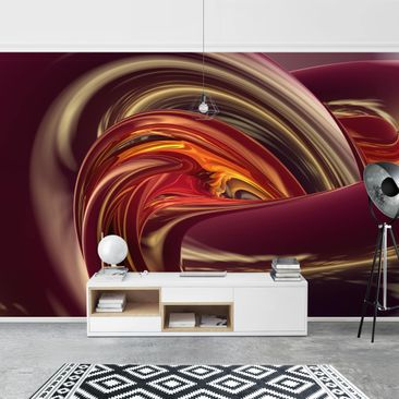 Product picture Photo Wall Mural - Fantastic Burning -...