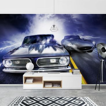 Product picture Photo Wall Mural - Fast & Furious -...