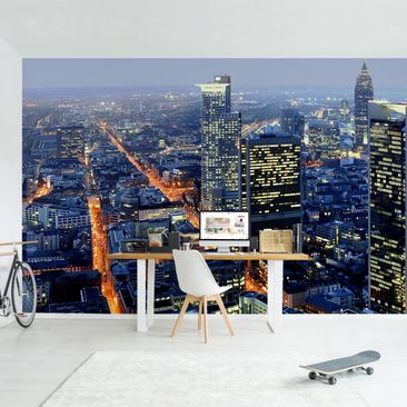 Product picture Photo Wall Mural - Frankfurt -...