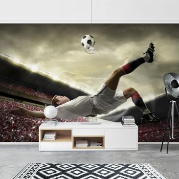 Product picture Photo Wall Mural - Football Action -...