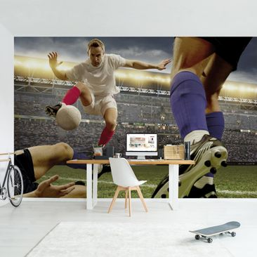 Product picture Photo Wall Mural - Football Tactics -...