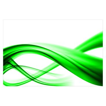 Product picture Photo Wall Mural - Green Element -...