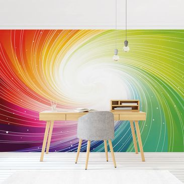 Product picture Photo Wall Mural - Kaleidoscope -...
