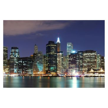 Product picture Photo Wall Mural - Manhattan In New York...