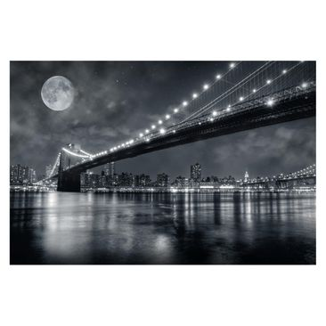 Product picture Photo Wall Mural - Manhattan Mysteries -...