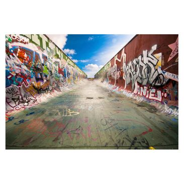 Product picture Photo Wall Mural - Skate Graffiti -...