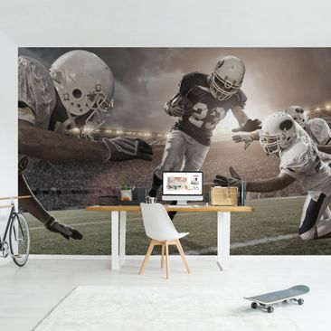 Produktfoto Photo Wall Mural - Tackling -...