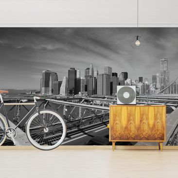 Product picture Photo Wall Mural - Taxi Trip To The...