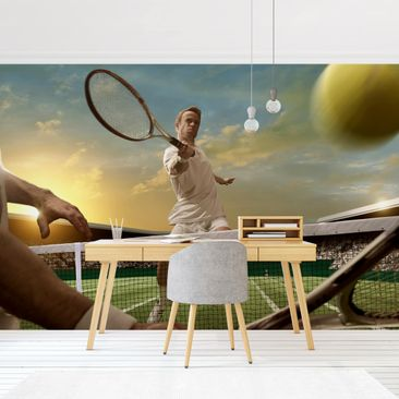 Product picture Photo Wall Mural - Tennis Player -...