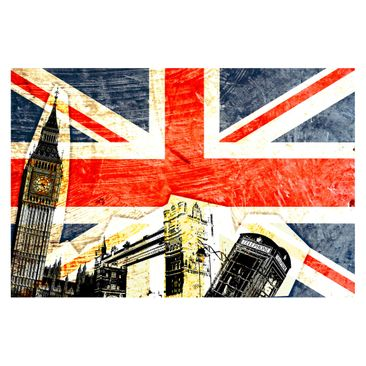 Product picture Photo Wall Mural - This Is London! -...