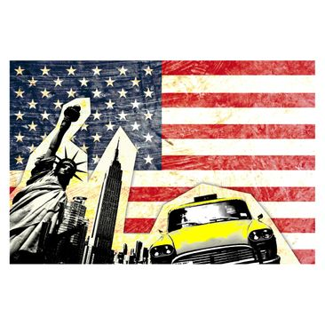 Product picture Photo Wall Mural - This Is New York! -...