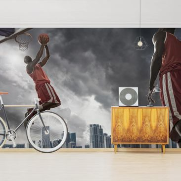 Product picture Photo Wall Mural - Thunder Storm Slam...
