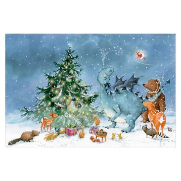 Product picture Photo Wall Mural - Christmas -...