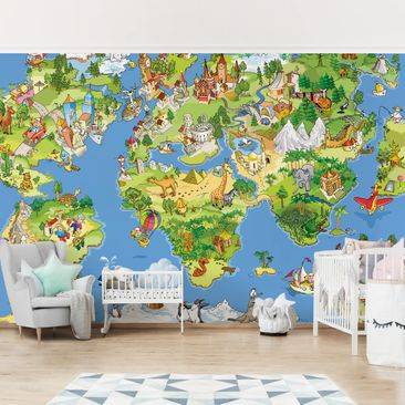 Product picture Photo Wall Mural - Great And Funny...