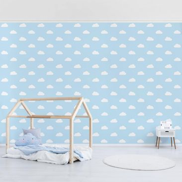 Product picture Photo Wall Mural - No.YK54 Clouds Light...