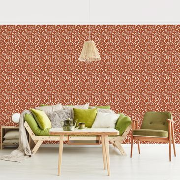 Product picture Photo Wall Mural - Aboriginal Dot...