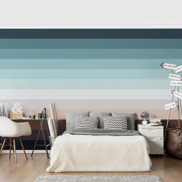 Product picture Photo Wall Mural - Abstract Landscape...