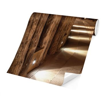 Product picture Photo Wall Mural - Old Gold Mine -...