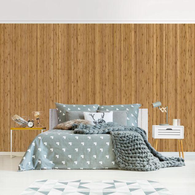 Produktfoto Tapete selbstklebend - Bambus - Fototapete Querformat