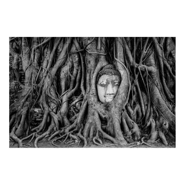 Product picture Photo Wall Mural - Buddha In Ayutthaya...
