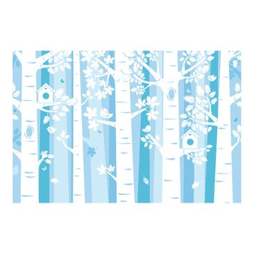 Product picture Photo Wall Mural - Trees In The Forest...