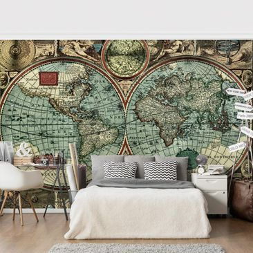 Product picture Photo Wall Mural - The Ancient World -...