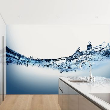 Product picture Photo Wall Mural - Fizzy Water -...