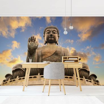 Product picture Photo Wall Mural - Big Buddha -...